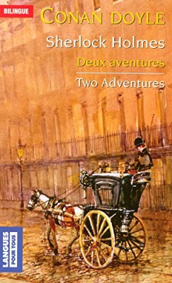 "Afficher ""Deux aventures de Sherlock Holmes"""