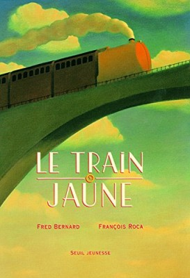 "Afficher ""Le train jaune"""