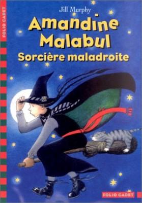 "Afficher ""Amandine Malabul sorcière maladroite"""
