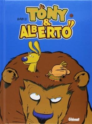 "Afficher ""Tony & Alberto n° 9 Africanin"""