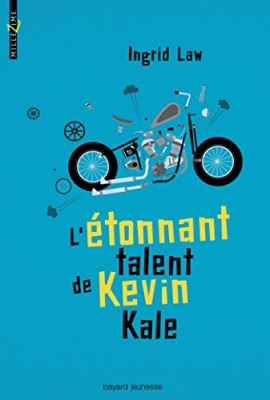 """Afficher """"L'étonnant talent de Kevin Kale"""""""