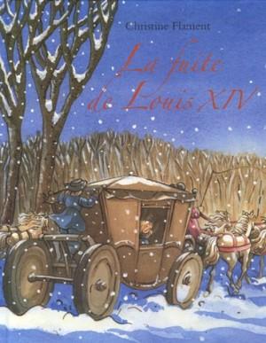 """Afficher """"La fuite de Louis XIV"""""""