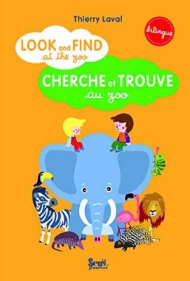 """Afficher """"Cherche et trouve au zoo"""""""