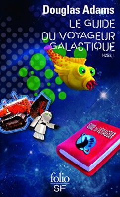 """Afficher """"H2G2 n° 1 Le guide du voyageur galactique"""""""