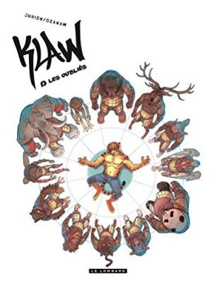 """Afficher """"Klaw n° 6 Les oubliés"""""""