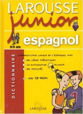 """Afficher """"Larousse junior, espagnol"""""""