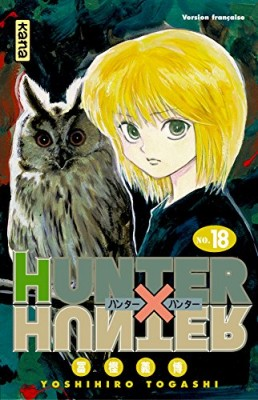 "Afficher ""Hunter x Hunter n° 18"""