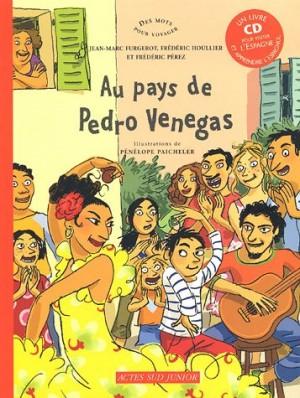 """Afficher """"Au pays de Pedro Venegas"""""""