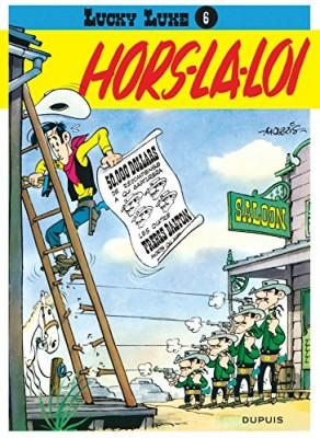 """Afficher """"Lucky Luke n° 6 Hors-la-loi"""""""