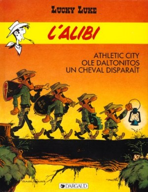 "Afficher ""Lucky Luke L'alibi"""