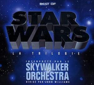 """Afficher """"Star wars trilogy"""""""