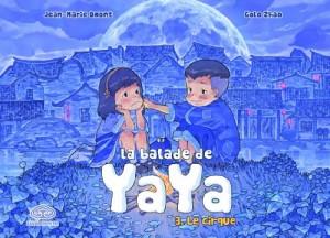 "Afficher ""La balade de Yaya n° 3 Le cirque"""