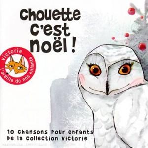"""Afficher """"Chouette c'est Noël"""""""