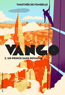 """Afficher """"Vango n° 2 Un prince sans royaume"""""""