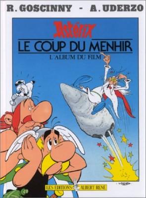 """Afficher """"Une aventure d'Astérix n° 27 Le Coup du menhir"""""""
