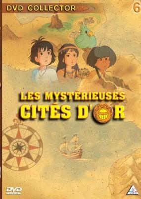 """Afficher """"Les Mystérieuses cités d'or n° 5 DVD Collector"""""""