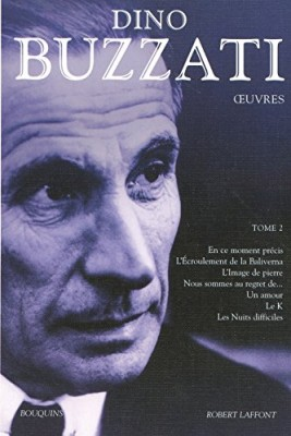 """Afficher """"Oeuvres / Dino Buzzati n° 2Oeuvres"""""""