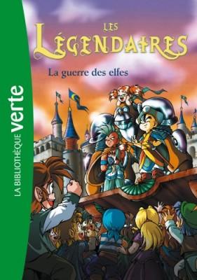 """Afficher """"Les Légendaires."""""""