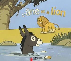 """Afficher """"L'âne et le lion"""""""