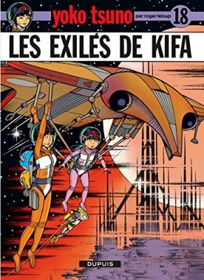 """Afficher """"Yoko Tsuno n° 18 Les exilés de Kifa"""""""
