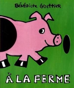 vignette de 'A la ferme (Guettier, Bénédicte)'