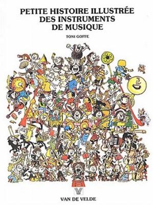 """Afficher """"Petite histoire illustrée des instruments de musique"""""""