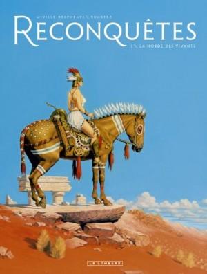 vignette de 'Reconquêtes n° 01<br /> La Horde des vivants (Sylvain Runberg)'