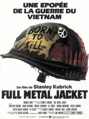 "Afficher ""collection Stanley Kubrick Full metal jacket"""