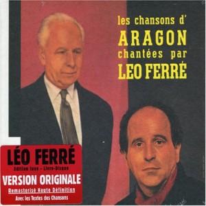 """Afficher """"Léo chante n° 17Les chansons d'Aragon chantées par Léo Ferré"""""""
