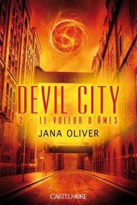 """Afficher """"Devil city n° 2 Le voleur d'âmes"""""""
