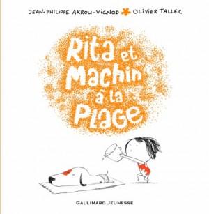 """Afficher """"Rita et Machin n° 4Rita et Machin à la plage"""""""