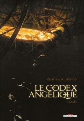 """Afficher """"Le codex Angélique n° 1 Izaël"""""""
