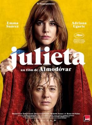 "Afficher ""Le cinéma de Almodovar : anthologie : 18 films Julieta"""