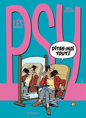 """Afficher """"Les psy Dites-moi tout ! (les psy t2)"""""""