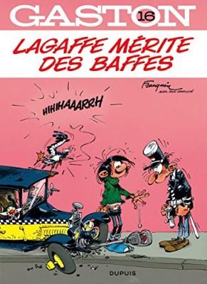 "Afficher ""Gaston n° 16 Lagaffe mérite des baffes"""