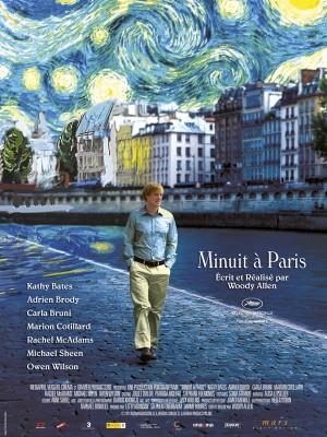 """Afficher """"Minuit à Paris DVD"""""""