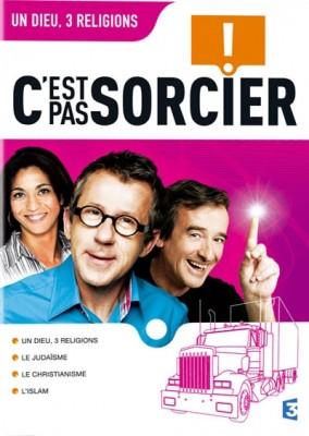"""Afficher """"C'est pas sorcier, un Dieu, 3 religions DVD"""""""