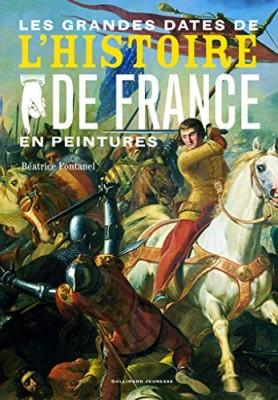 """Afficher """"Les grandes dates de l'histoire de France en peintures"""""""