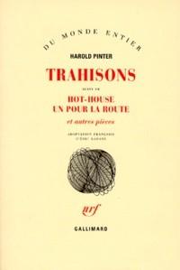 "Afficher ""Trahisons"""