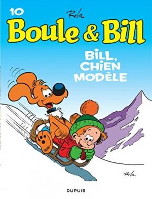 """Afficher """"Boule & Bill n° 10Boule & Bill n° 10Bill, chien modèle"""""""