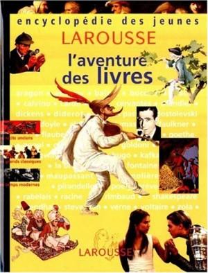 """Afficher """"Encyclopédie des jeunes L'aventure des livres"""""""