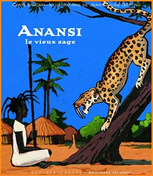"Afficher ""Anansi, le vieux sage"""
