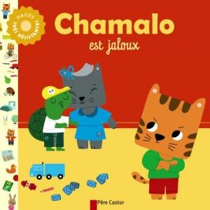 vignette de 'Chamalo est jaloux (Moundlic, Charlotte)'