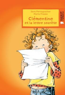"""Afficher """"Clémentine et la lettre secrète"""""""