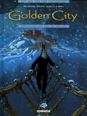 """Afficher """"Golden city n° 6Jessica"""""""