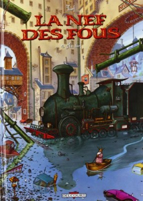 """Afficher """"La nef des fous n° 4 La nef des fous : Au turf"""""""
