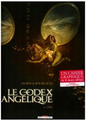 """Afficher """"Le codex Angélique n° 2 Lisa"""""""