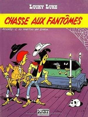 "Afficher ""Lucky Luke n° 30 Chasse aux fantômes"""