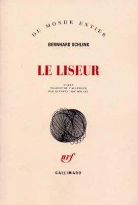 """Afficher """"Le liseur"""""""