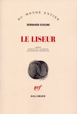 vignette de 'Liseur (Bernhard Schlink)'